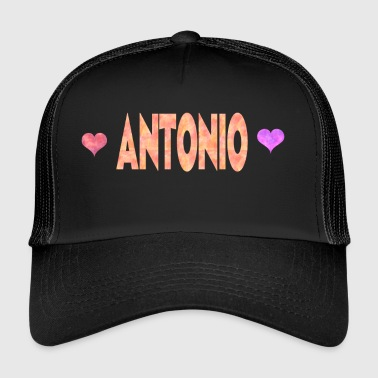 Antonio - Trucker Cap