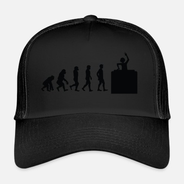 Deejay Evolution DJ - Trucker Cap