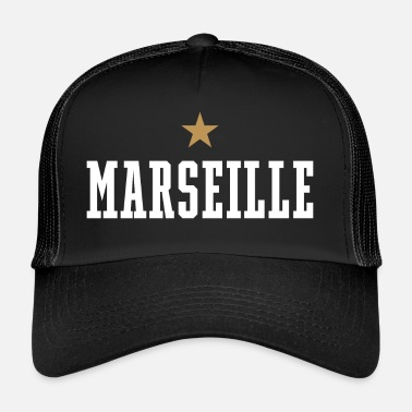 Ultras Marseille Athletic Etoile - Trucker Cap