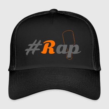 #Rap - Trucker Cap