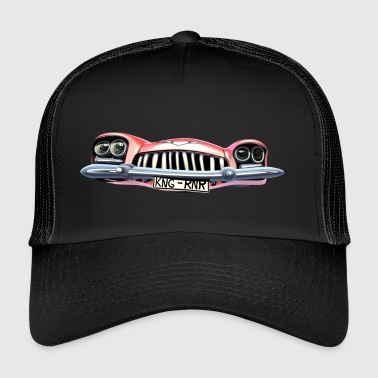 Cadillac King of Rock n Roll - Trucker Cap