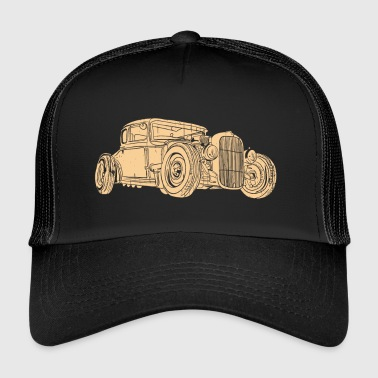 Hot Rod - Trucker Cap