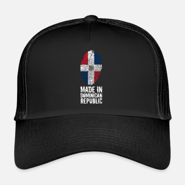 Repubblica Made In Repubblica Dominicana - Trucker Cap