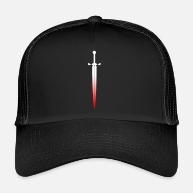 Swords sword - Trucker Cap