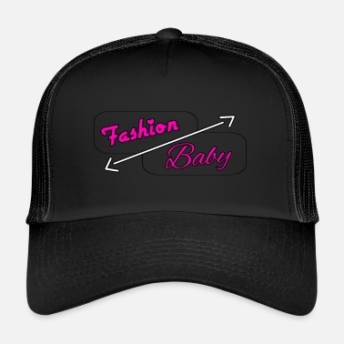Mode Mode, Mode Bébé, Vêtements, Mode, Lifestyle - Trucker Cap