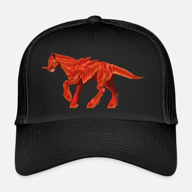 Fer Fer Unicorn - fer Unicorn - Trucker Cap