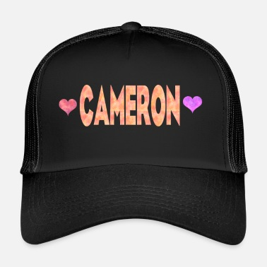 09afa628c2d3f Casquettes Cameron à commander en ligne | Spreadshirt