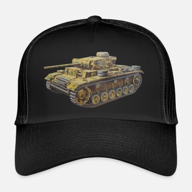 World PzKpfW III - Trucker Cap