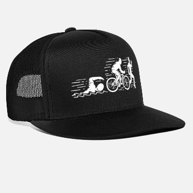 Triathlet Triathlon - Triathlet - Trucker Cap