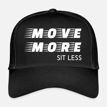 Motion Sig for mere motion! - Trucker Cap
