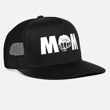 Coup De Poing MOM Boxe - Casquette trucker