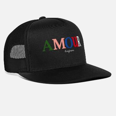 Amour Amour Graphic - Trucker cap