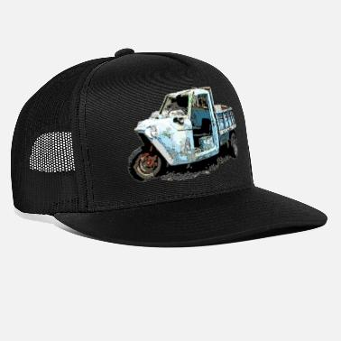 Véhicule Véhicule tricycle - Casquette trucker