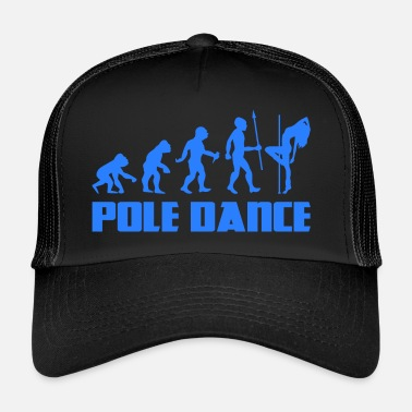 Burlesque Pole Dance Pole Dancing Evolution Burlesque Dance - Trucker Cap