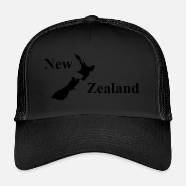 NZ - New Zealand - New Zealand - Auckland - Trucker Cap 69641872f45b