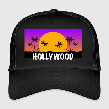 Hollywood HOLLYWOOD Shirt - Trucker Cap