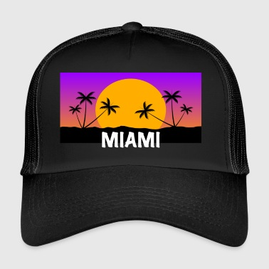 Miami Shirt - Trucker Cap