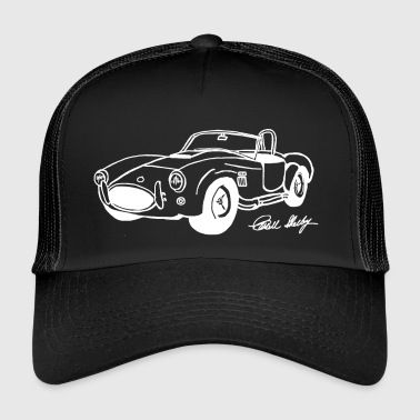 Cobra Cobra - ultimate Sportscar - Trucker Cap