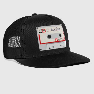 Cassette audio. - Trucker Cap