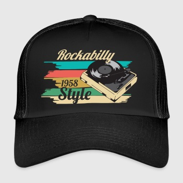 rockabilly - Trucker Cap