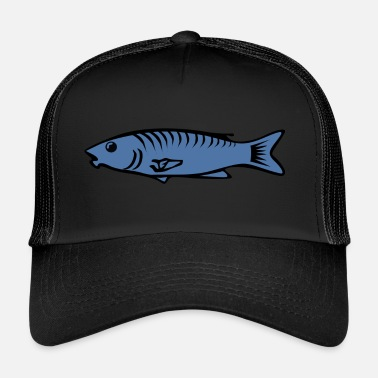 Laks fish269 - Trucker Cap