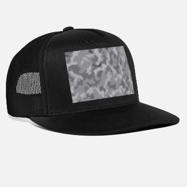 Camoflage Snow Camoflage Digitalized - Trucker Cap