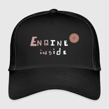machine - Trucker Cap