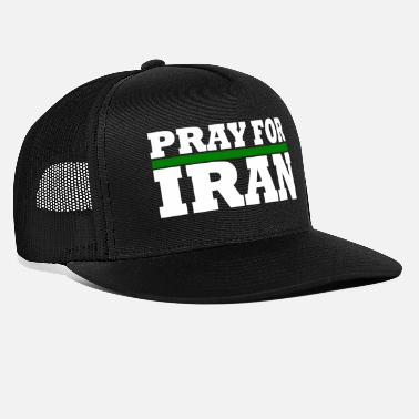 Iran Iran / Pray For Iran - Trucker Cap