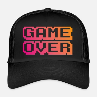 Over Game Over - Trucker Cap