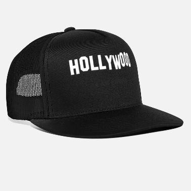 Hollywood HOLLYWOOD - Trucker Cap