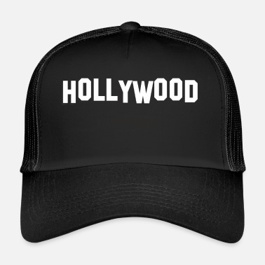 Hollywood HOLLYWOOD - Casquette trucker