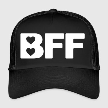 Best Friends Forever - Trucker Cap