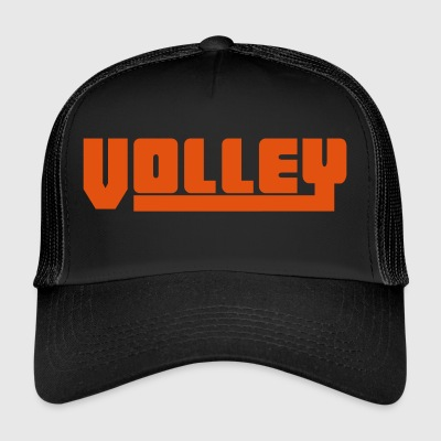 2541614 15081041 volley - Trucker Cap