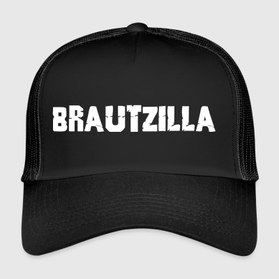 bridezilla - Trucker Cap