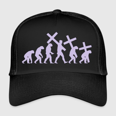 evoluutio - Trucker Cap