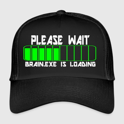 Brain Exe - Trucker Cap
