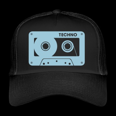 Tape Techno - Trucker Cap