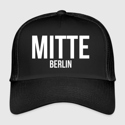 BERLIN CENTER - Trucker Cap