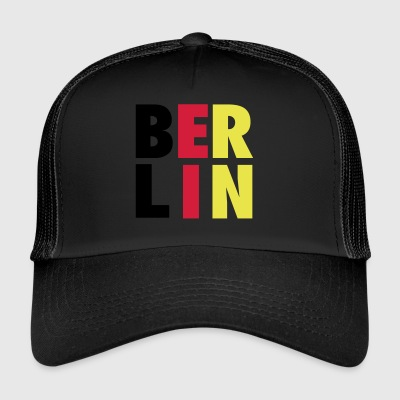 BERLIN001 - Trucker Cap