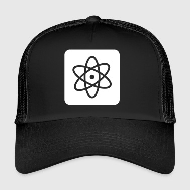 Attention: Atomic Physics - Trucker Cap