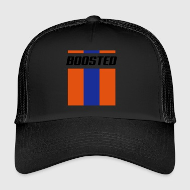 Boosted stripes - Trucker Cap