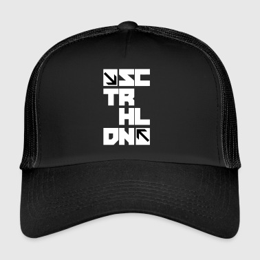 Scooterhelden - Blocks - Trucker Cap