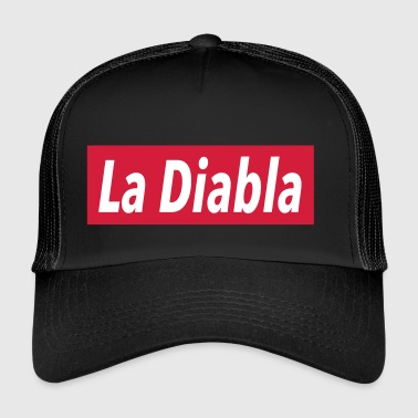 La Diabla - Latin Dance Fashion - Trucker Cap