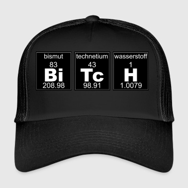 Chimie chienne - Trucker Cap