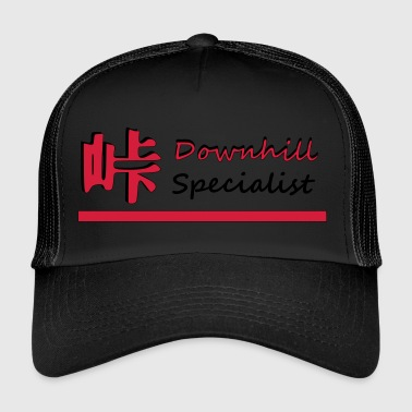 Downhill - Trucker Cap