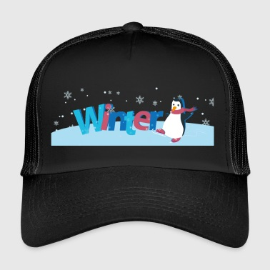 winter - Trucker Cap