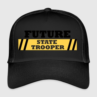 Politiet: Future State Trooper - Trucker Cap