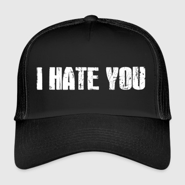 Hat / hat - Trucker Cap