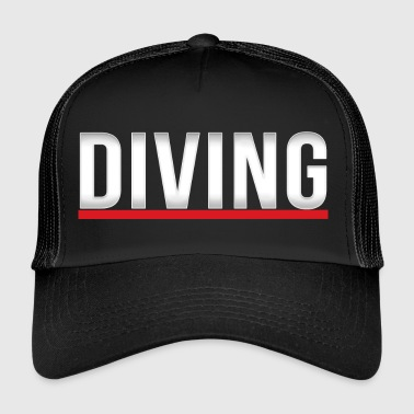 Dive - Trucker Cap
