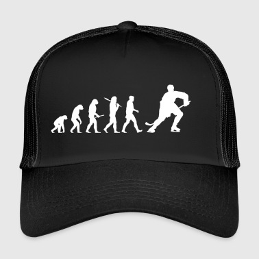 Evolution hockey! Ishockey! ishockey - Trucker Cap